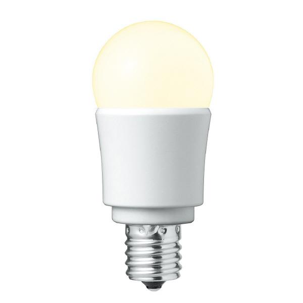 三菱化学メディア ミニクリプトンLED電球 電球色 40W 広配光 LDA4L-E17-G/V4