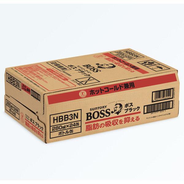 【特保・トクホ】ボスブラック 24缶