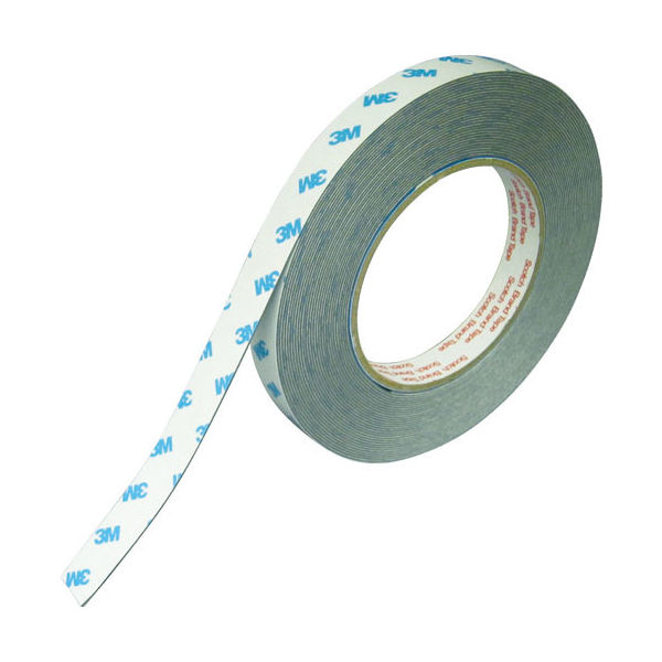 スリーエム ジャパン スコッチ 強力両面テープ 一般材料用 15x10 (箱) PKH-15 1セット(5巻)