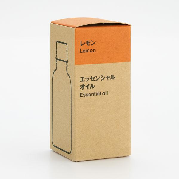エッセンシャルオイル・レモン
