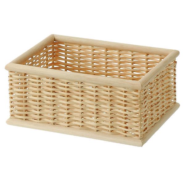 重なるブリ材長方形ボックス