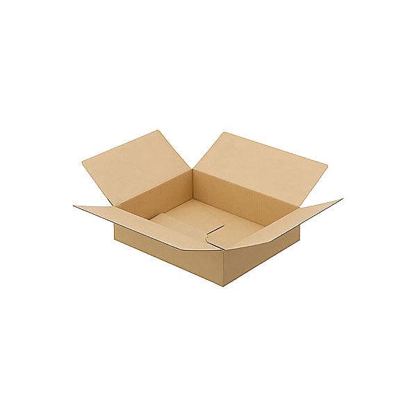 【3辺合計100cm以内】ワンタッチ式 宅配ダンボール No.15 幅396×奥行327×高さ105mm 1梱包(60枚入)