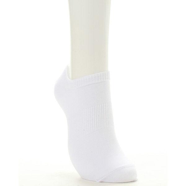 クランク ソックス 22-24 ホワイト