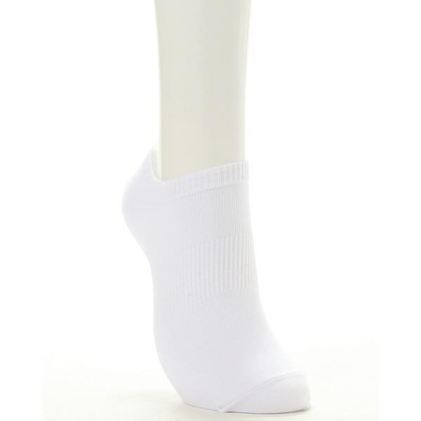 クランク ソックス 24-26 ホワイト