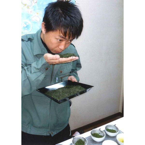 茶師のおすすめ 京都宇治茶 1袋