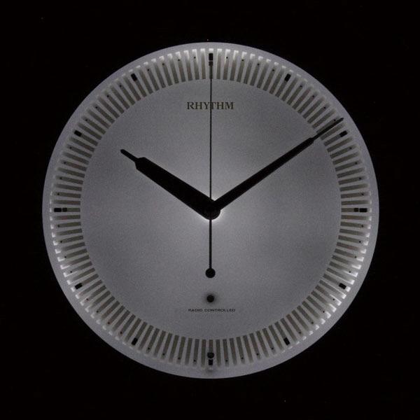 電波掛時計 リバライトRW496