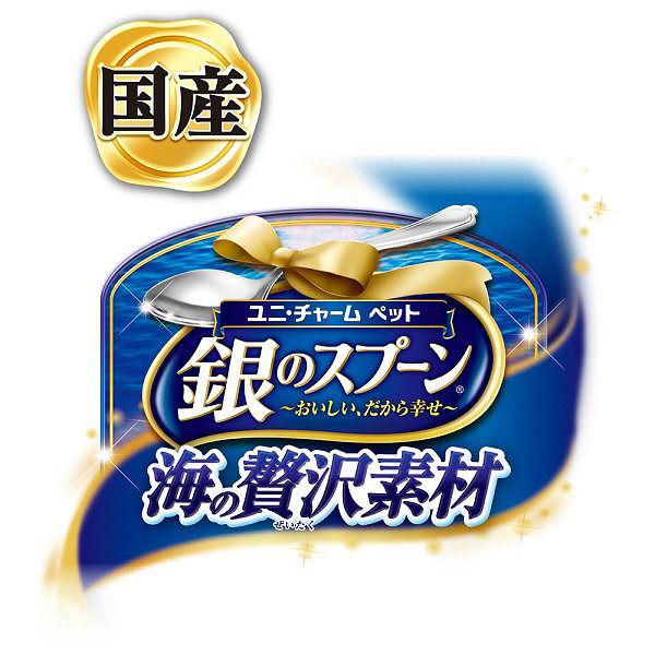 銀のスプーン 海の贅沢素材 2種アソート