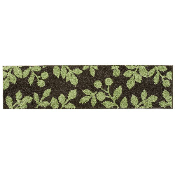 ブラット キッチンマット 45×180緑