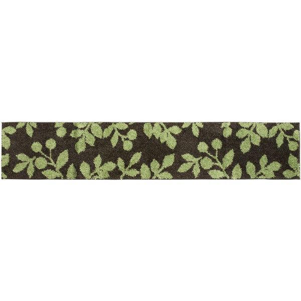 ブラット キッチンマット 45×240緑