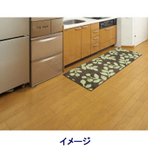 ブラット キッチンマット 60×180緑