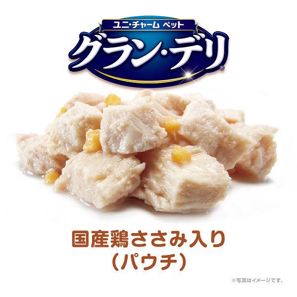 グランデリ 成犬 チーズ鶏ささみ 60g