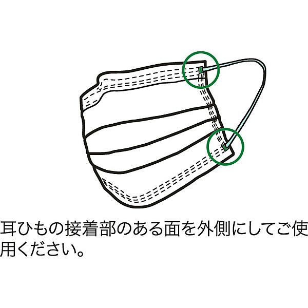 3層式サージカルマスク 100枚