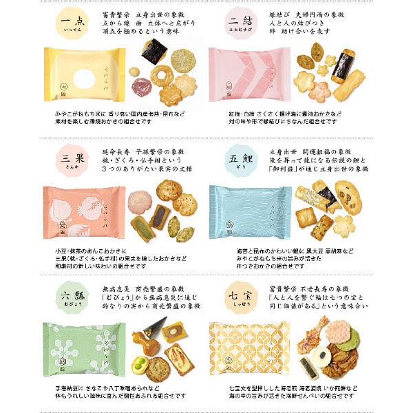 銀座あけぼの  それぞれ(12袋入)