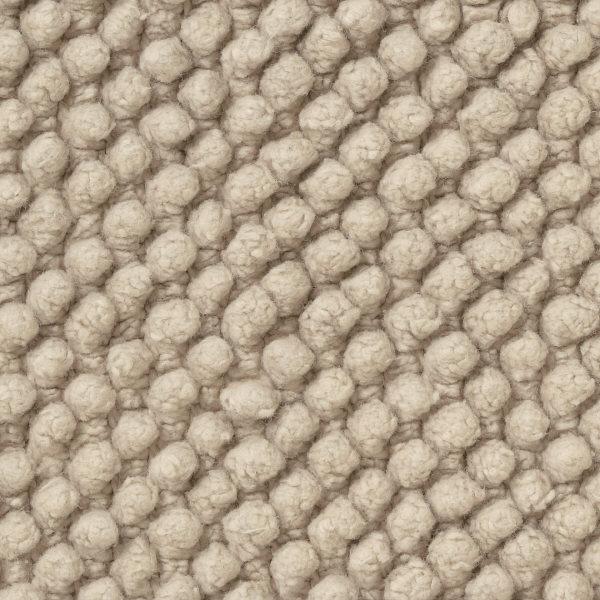 インド綿 バスマット・L/ライトブラウン