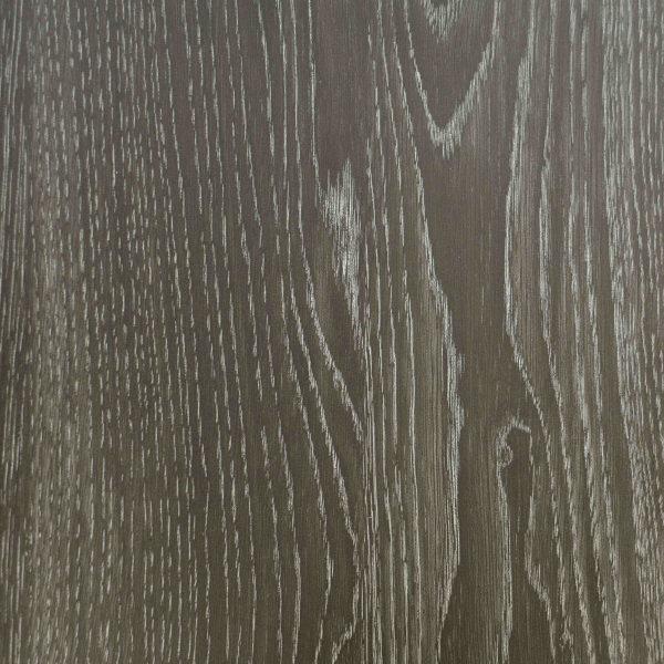 エムテックス ウッドラインキャビネット 5段 両開き チョークドオーク扉 木目柄天板・側板付 幅836mm 奥行423mm 高さ1958mm 1枚 (取寄品)
