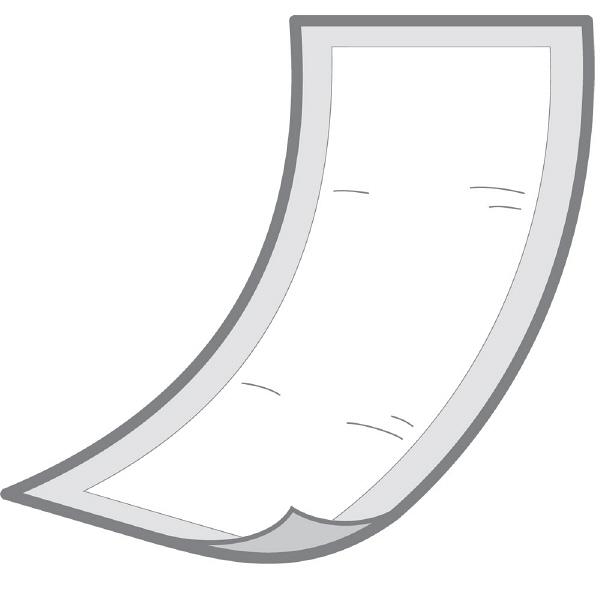 リリーフ 病院施設用 フラットタイプ 1箱(112枚:28枚×4パック) 業務用 大人用紙おむつ 花王