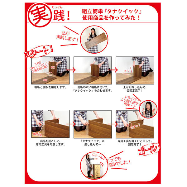 収納ボックス(猫柄)3ドア ブラック