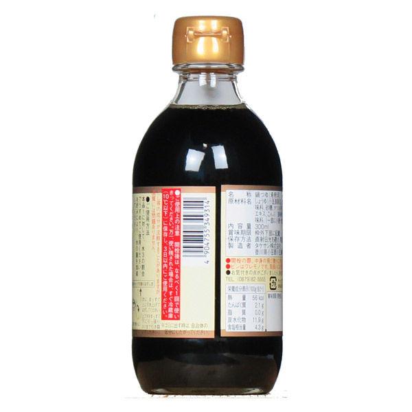 タケサン 寄せ鍋つゆ 小豆島産醤油使用