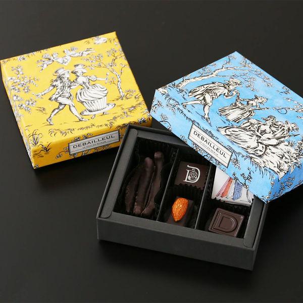 ドゥバイヨル デフィレ 1箱(4個入)