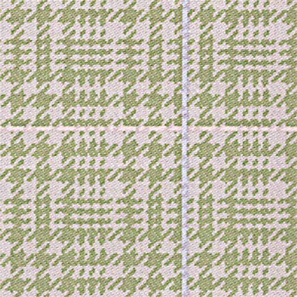 介護つなぎ服(前開き)グリーン L 403420-07 フットマーク (取寄品)