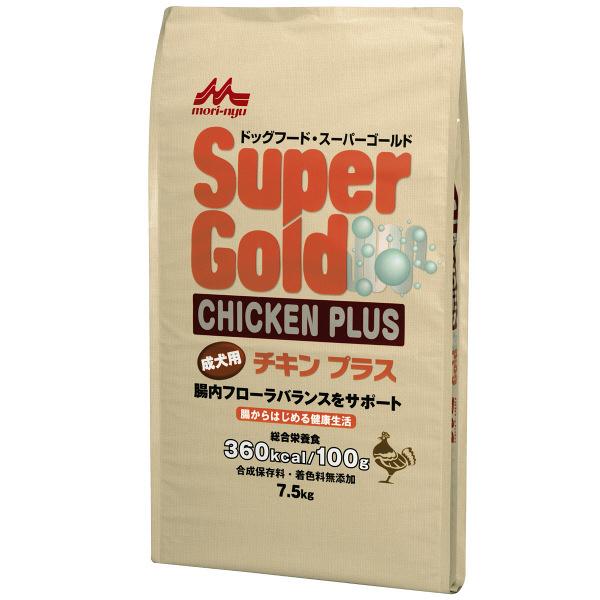 森乳スーパーゴールドチキン成犬7.5kg