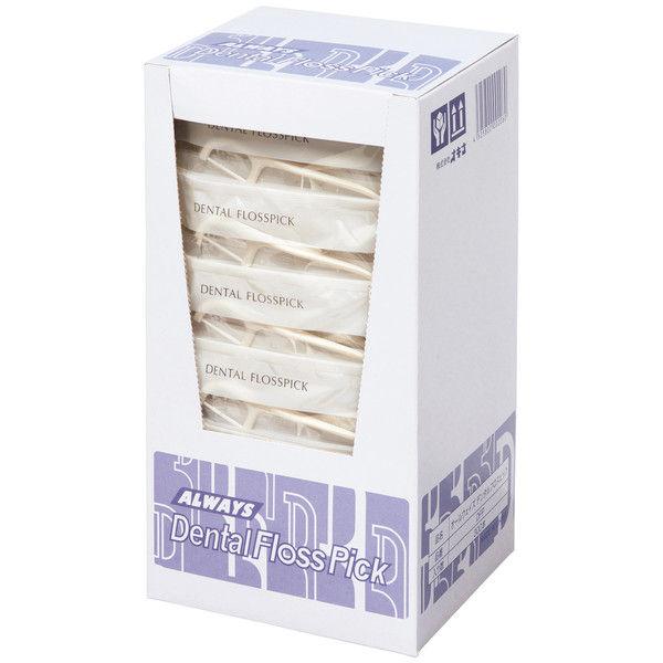 オールウェイズデンタルフロスピック 1箱(300本入)