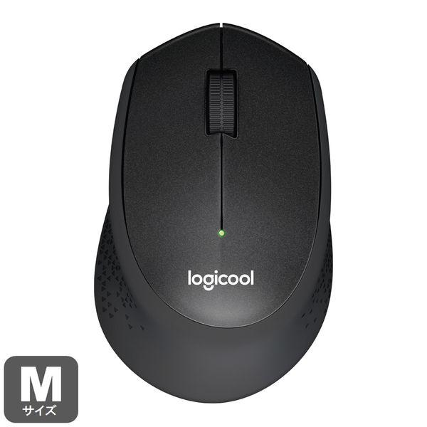 ロジクール 静音マウス プラス M331