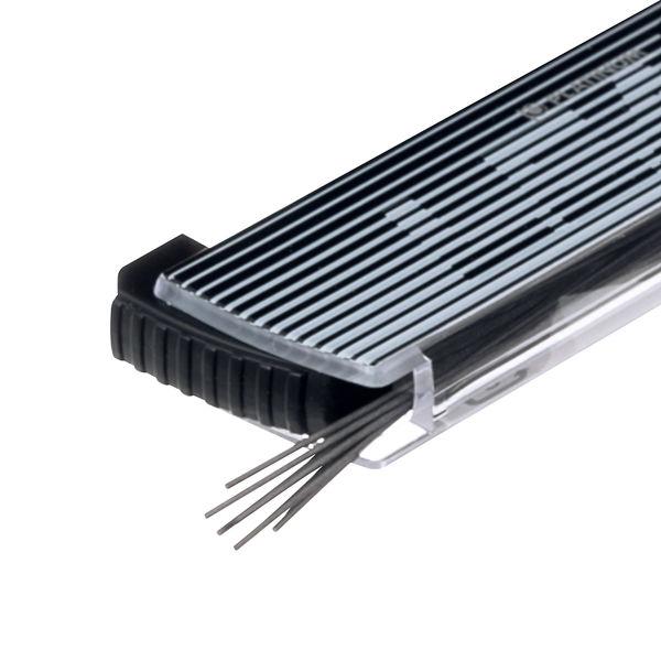 シャープペン替芯 2B 0.5 1ケース(40本入) プラチナ万年筆
