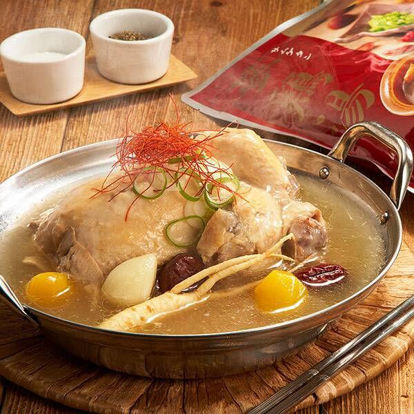マッスンブ サムゲタン(参鶏湯) 1kg