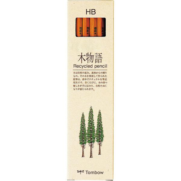 鉛筆HB 木物語 2ダース(直送品)
