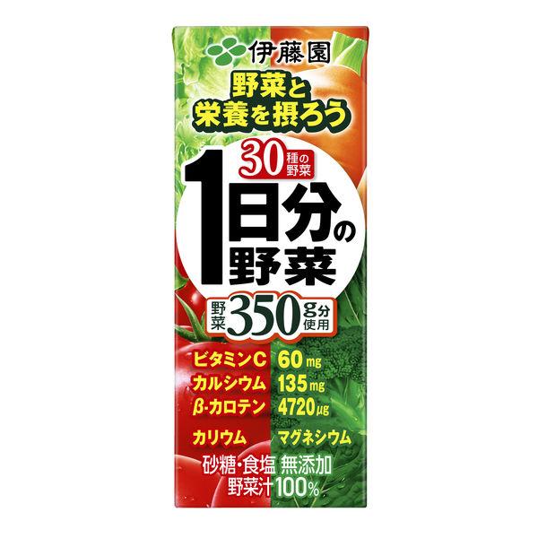 1日分の野菜 200ml 1箱+おまけ