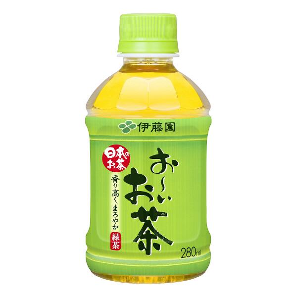おーいお茶緑茶 280ml 6本+おまけ
