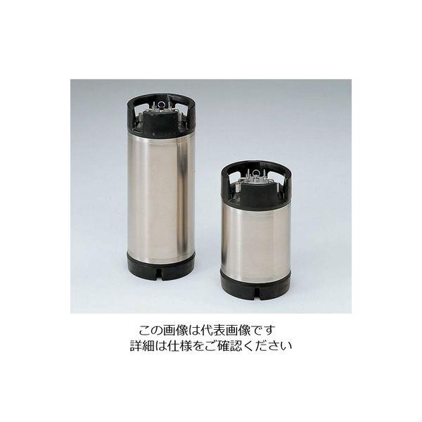 ユニコントロールズ ステンレス加圧容器 10L TK10RSJ 1個 4-3026-01(直送品)