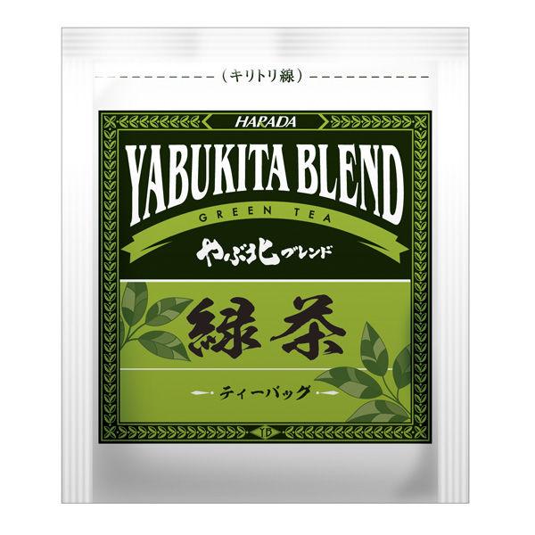 やぶ北ブレンド徳用緑茶ティーバッグ 6箱