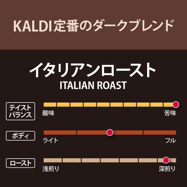 【焙煎珈琲】イタリアンロースト/200g