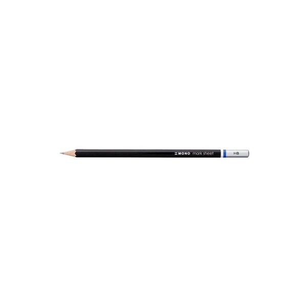 マークシート用鉛筆 12本入 トンボ鉛筆