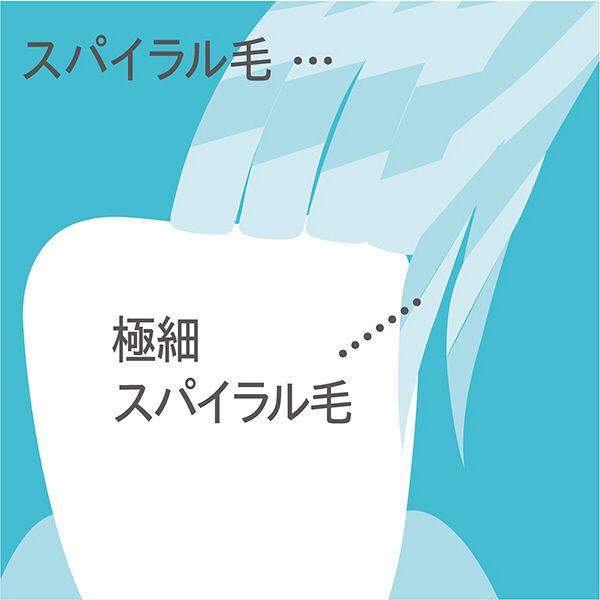 オムロン電動歯ブラシ替え(ステイン除去)