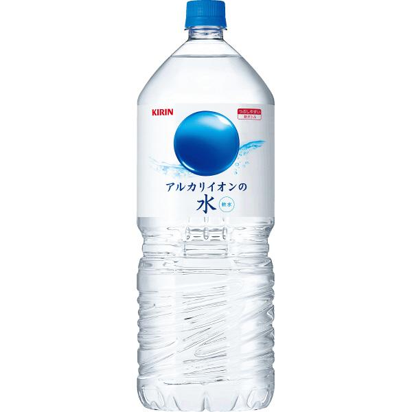 アルカリイオンの水2L 3本