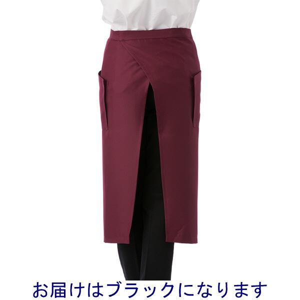 ボンマックス ソムリエエプロン ブラック F (直送品)