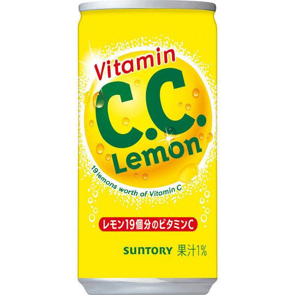 C.C.レモン 190ml 6缶