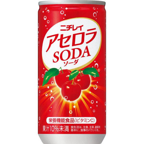 アセロラソーダ 190ml 6缶