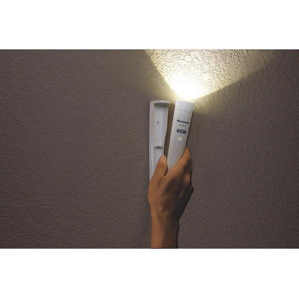 パナソニック LED常備灯 電池付