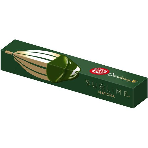 キットカットショコラトリー サブリム抹茶