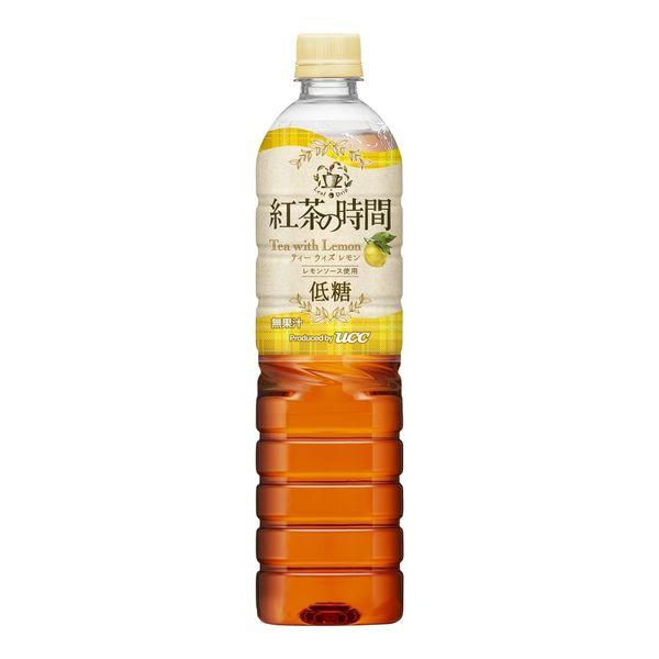 紅茶の時間レモン低糖 930ml 12本