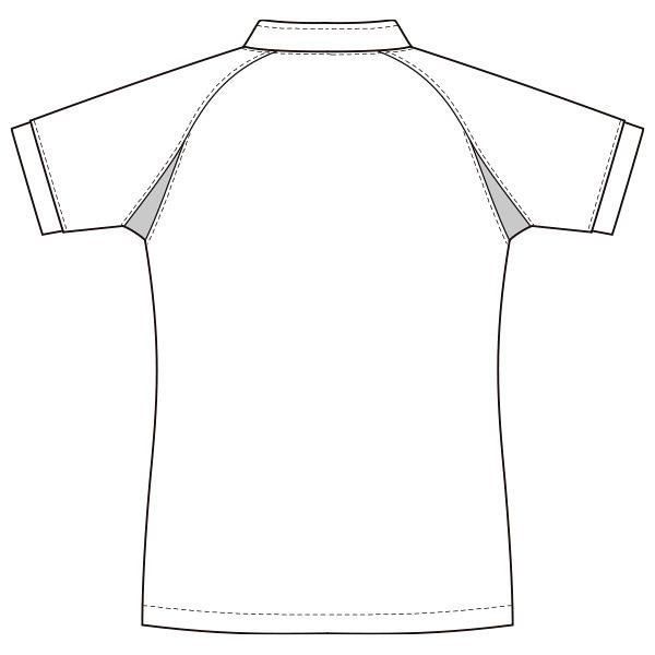 ルコックスポルティフ メンズセンターファスナージャケット ホワイト S QNM1501(UQNM1501) VAN S 1枚 (直送品)