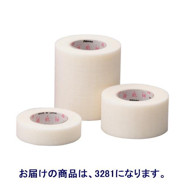 ニトムズ 優肌絆GS 12mm×9m 3281 1箱(24巻入)