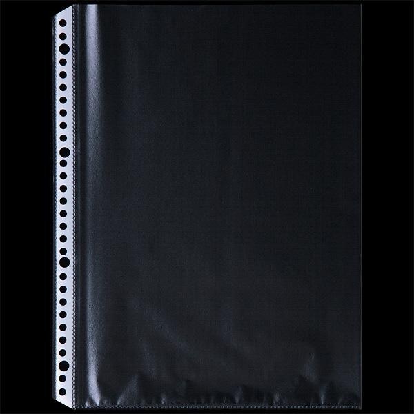 30穴ファイルポケット薄型A4 100枚