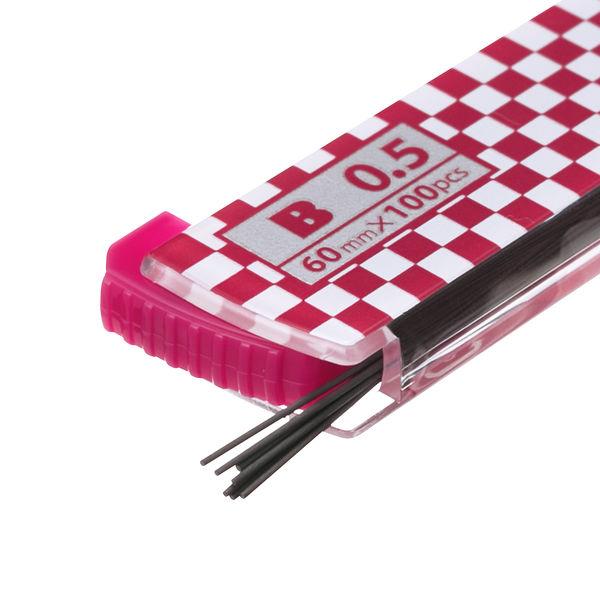 シャープペン替芯B 0.5 100本入