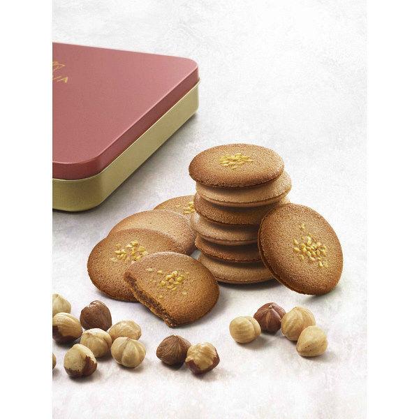 ゴディバ プラリネクッキー 8枚