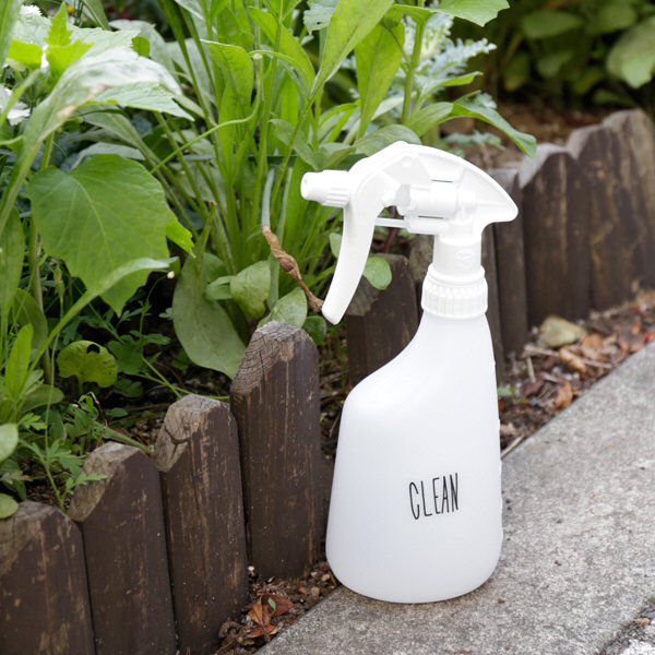 スプレーボトル CLEAN 500ml